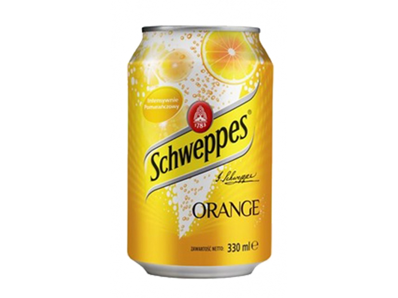 Schweppes Orange (Польша)
