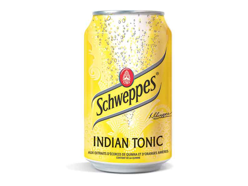 Schweppes Indian Tonic (Польша)